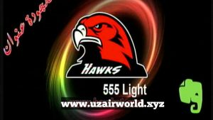 HAWKS 555 LIGHT 1506TV 512 8M NEW SOFTWARE WITH G SHARE PLUS V2 & CLASSICO PRO OPTION