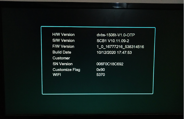 1506T 512 4M SIM TYPE NEW SOFTWARE WITH DAILYMOTION & SONY LIV OPTION